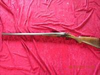 Remington Model 1889 Grade 2 12 Ga. SxS hammer Shotgun