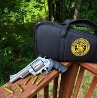 John Ross smith and Wesson performance center 500 magnum