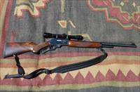 Custom Marlin Lever Action Model1895 SS 45/70 Cal. w/4x Leupold Scope & Dies