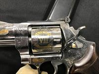 "SMITH & WESSON PERFORMANCE CENTER ""BANK NOTE"" 627 REVOLVER"