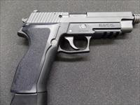 SIG P226 MK25 WITH THREADED BARREL AND 5 MAGS