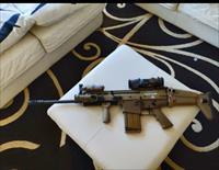 FN SCAR 17 FDE PACKAGE BNIB