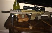 Scar 17 fde with Nightforce scope