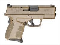 "For Sale: New in Box: Springfield XDS MOD2 9MM FULL FDE 3.3"" FO# FIBER OPTIC SIGHT 