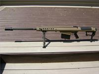 Barrett M107A1 New