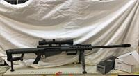 Barrett 82A1 with Scope, Bores and Pelican Case