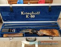 Krieghoff K-80 Super Scroll GoldP