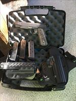 Kimber Tactical Entry II with G-Code SOC Rig and Alien Gear IWB