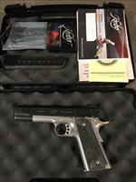 Brand NEW Kimber 1911 .45 Custom Stainless Two Tone Ducks Unlimited 3 mags