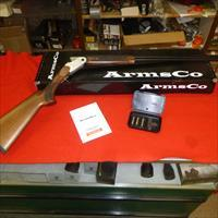 New Armsco.410 o/u Silver finish