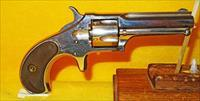 REMINGTON NO.1 (SMOOT PATENT) REVOLVER