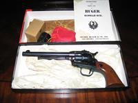 Ruger Single Six .22LR / .22 WRM