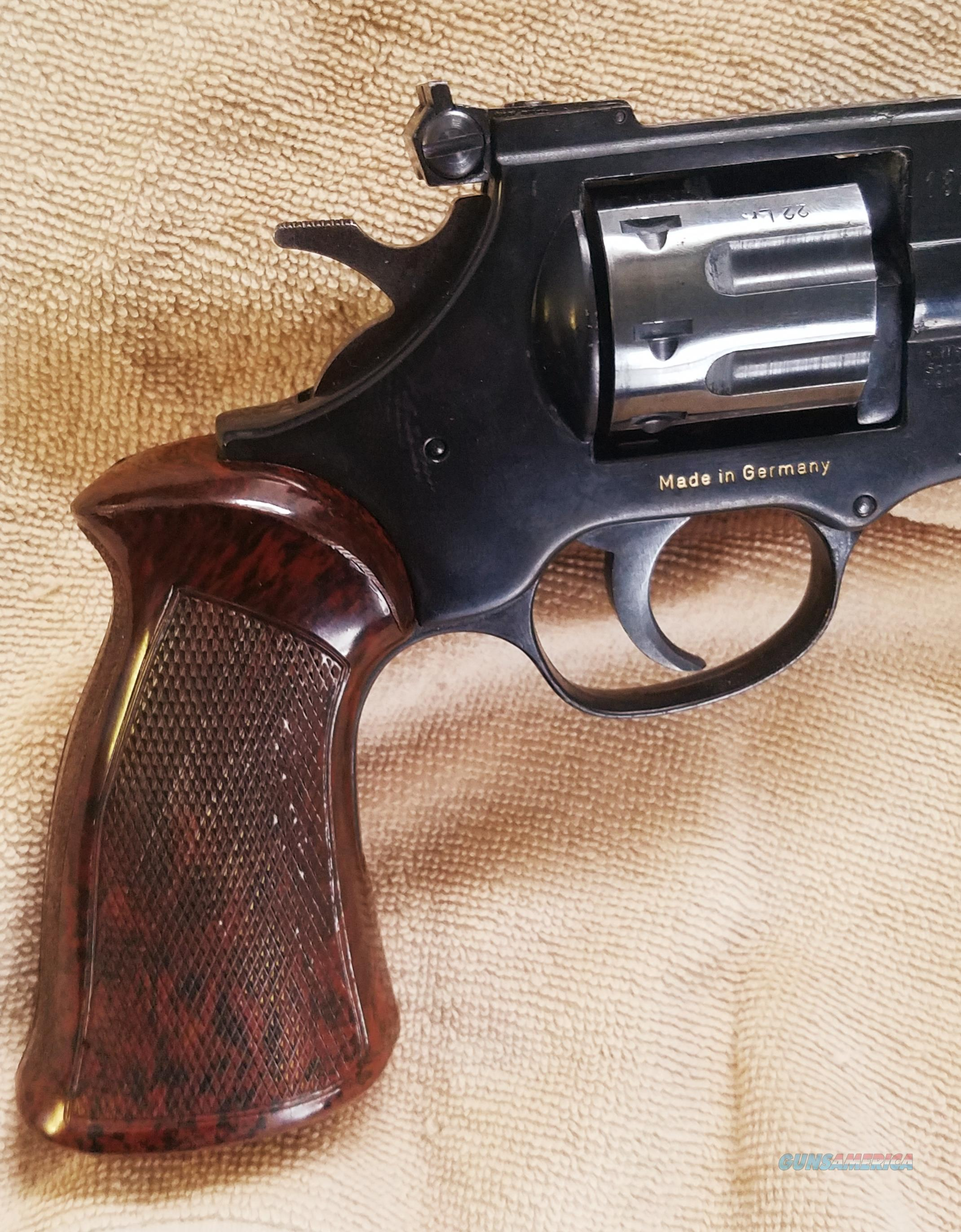22 Cal Revolver Made In Germany