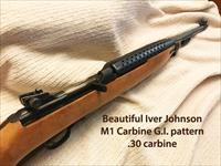 Iver Johnson M1 Carbine Excellent Condition Nearly Mint bore