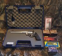 mith & Wesson Model 500 Stainless 8.4