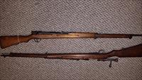 Japanese arisaka training rifles