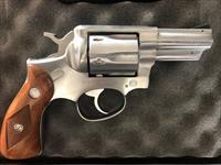"Ruger Speed Six 1982 .357 Magnum Stainless Steel 3"" barrel"
