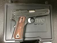 Sig 1911 Carry Nitron Finish Commander-size