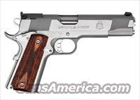 Springfield 1911 Loaded Target Stainless Steel .45ACP