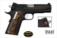 Ruger 1911 Commander NAVY SEAL, TALO