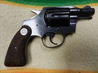 1962 Colt Detective Special .38 Special CTG 2nd Edition