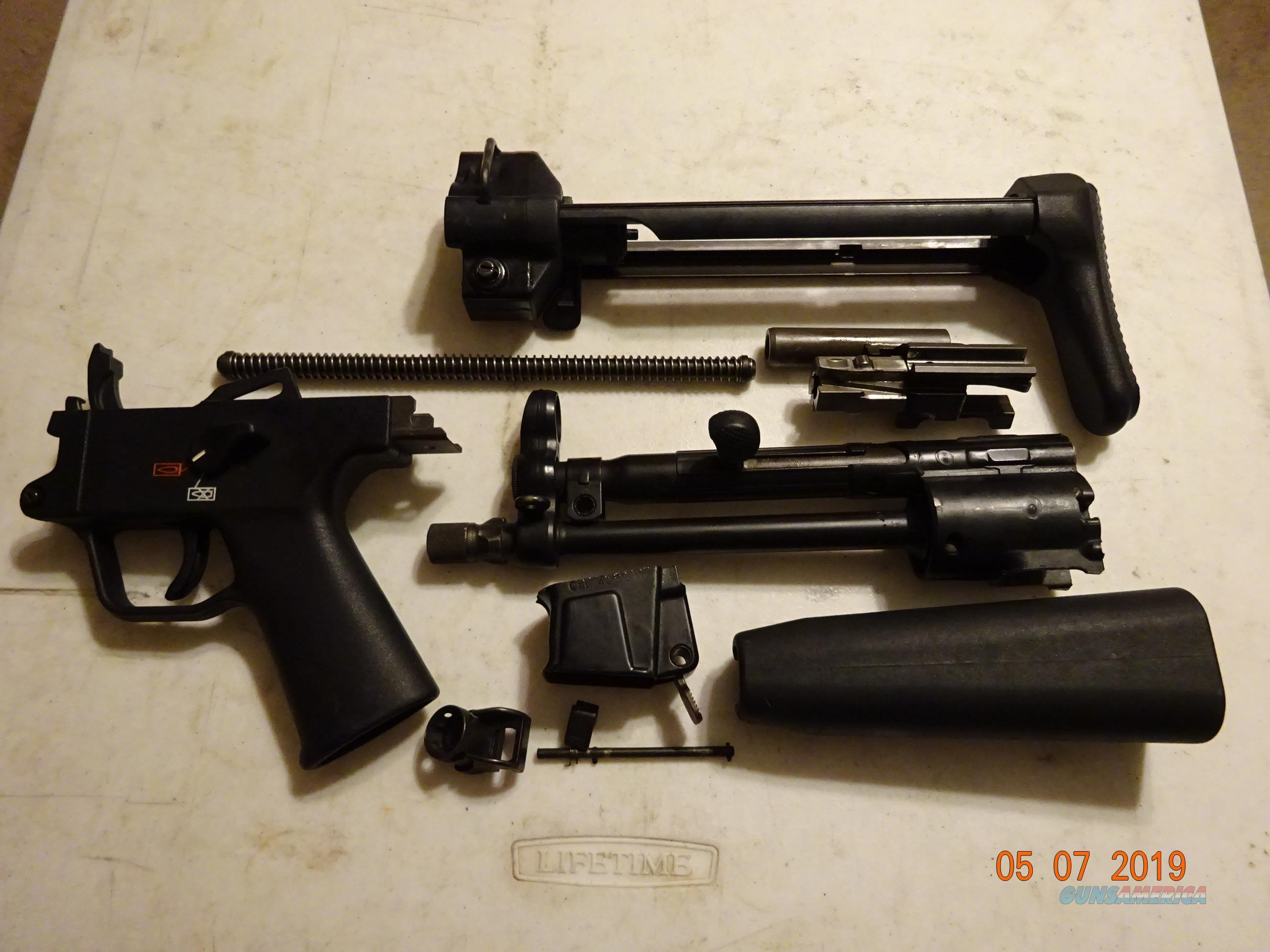 HK MP5  40 Parts Kit