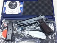 Colt 1911 Special Combat Government Model Rail Gun Custom Shop Limited Edition