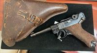 WWII German Mauser P.08 Luger BYF 41 w/Holster