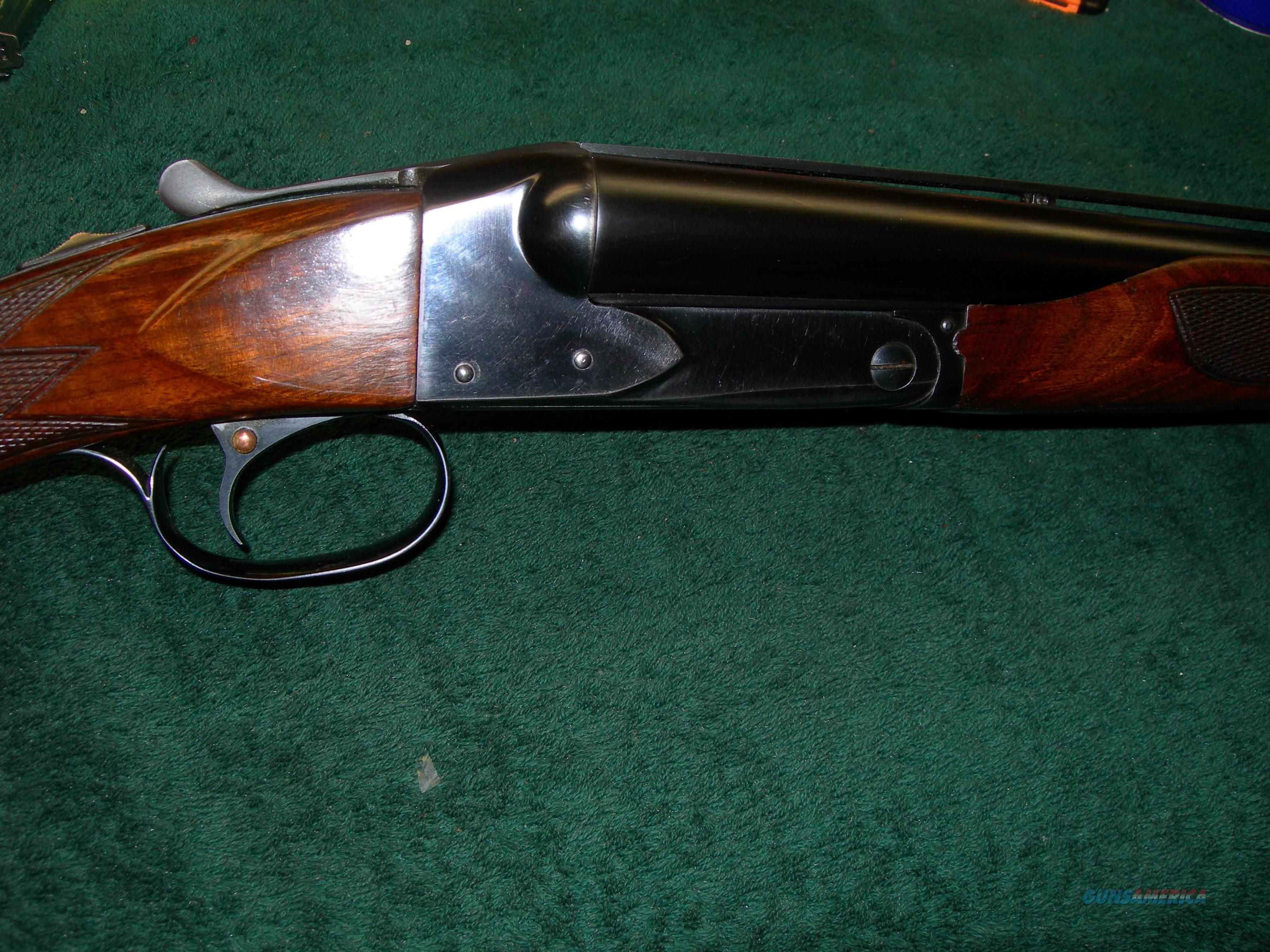 #985  Winchester Mdl 21 12g Trap Grade VR, SST BTF DAC=1 5