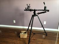 Lonestar Spec-Rest Tri-pod shooting/sight-in rest