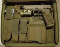 Never Fired FNH FNX 45 Tactical.