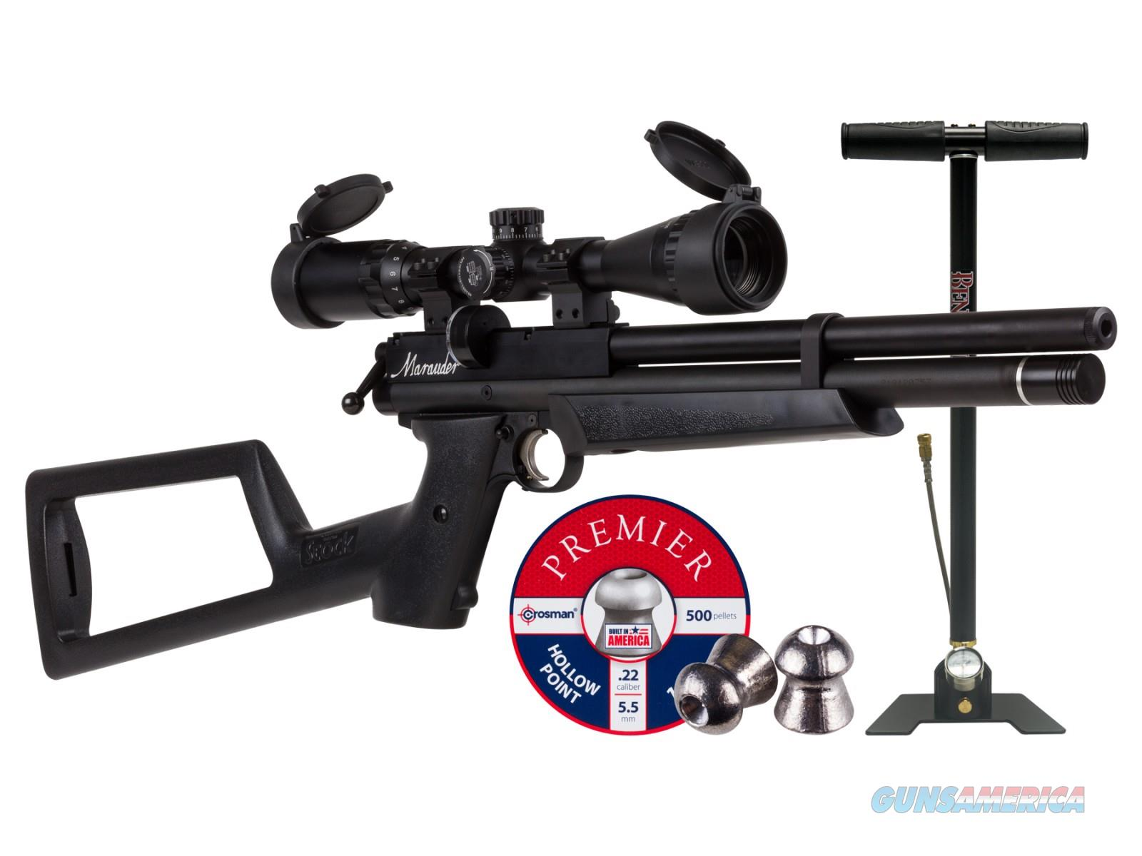 Benjamin Marauder PCP Air Pistol Kit - 0 220 Caliber