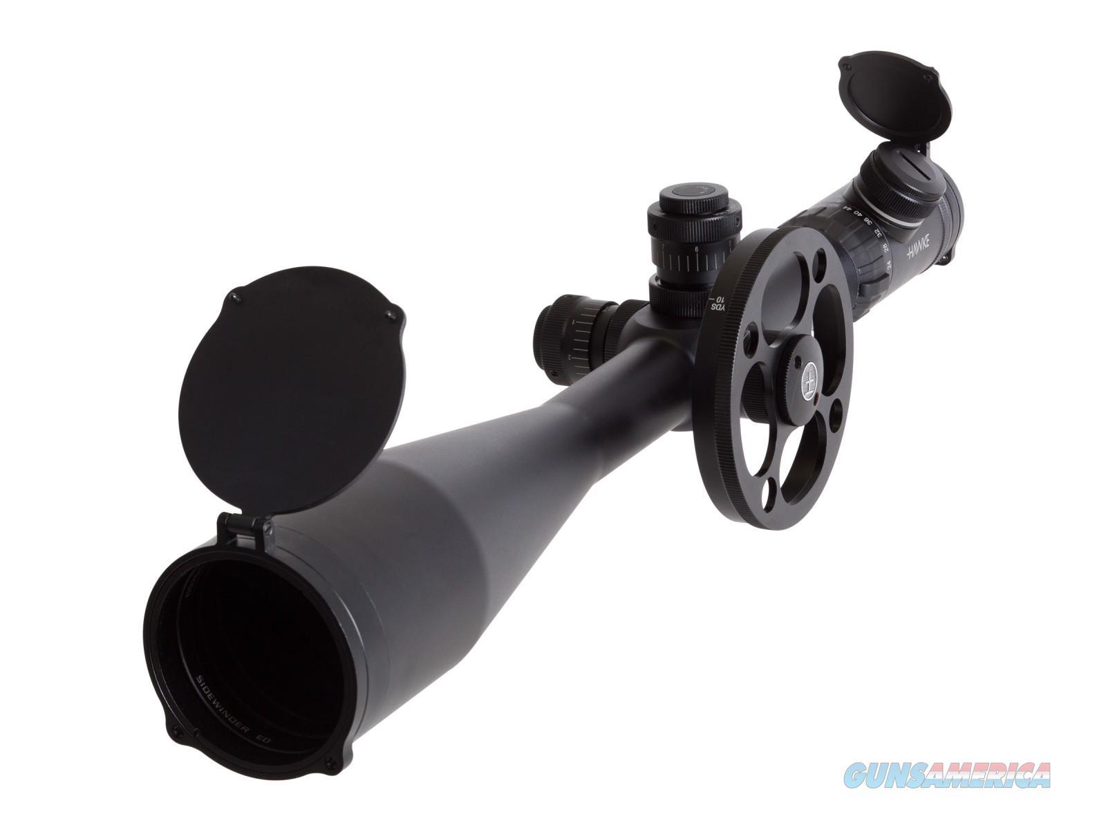 Hawke Sport Optics 10-50x60 ED Sidewinder Rifle Scope Illuminated Etched  Glass