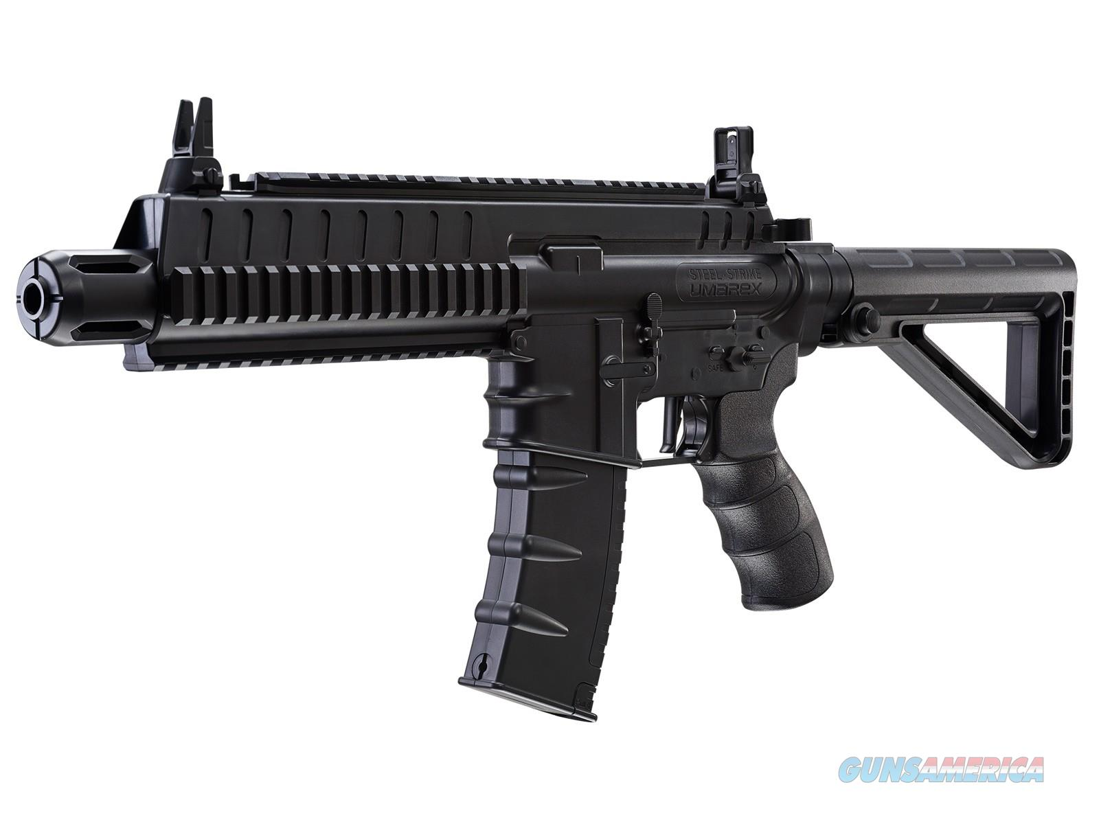 Umarex Steel Strike CO2 Air Rifle - 0 177 Caliber