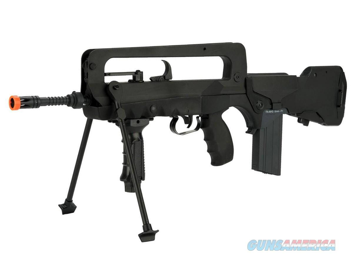 FAMAS F1 EVO Machine Gun AEG Black - 0 240 Caliber