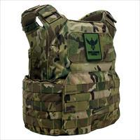 Shellback tactical shield plate carrier mulitcam