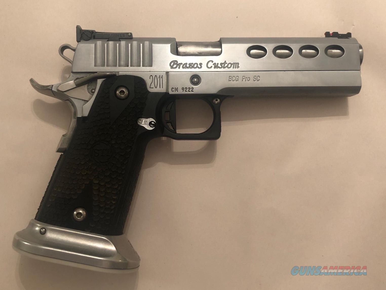 Brazos Custom Pro SC Limited Gun 2011 STI