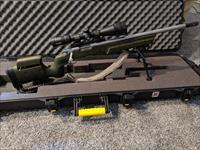 Remington 700 .308 Win. Stainless Tactical 5R Rifling 11.25 Scope, Case, And More Included.