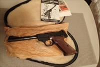 "Browning Belgium Challenger 22LR 6 3/4""bbl Mint with Zipper Case & Manual"
