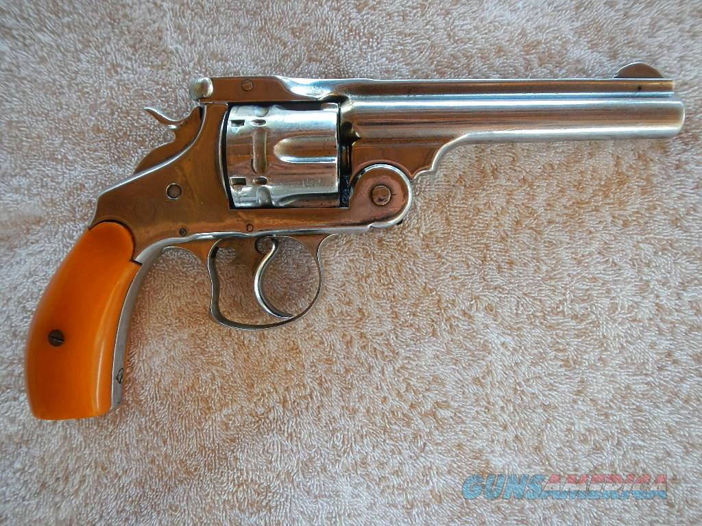 Smith & Wesson First Model  44 Russian Revolver