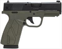 "FREE 10 MONTH LAYAWAY Bersa BPCC 9mm Luger 3.30"" 8+1 OD Green Steel, Polymer Grip"