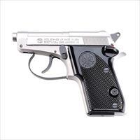 NIB Beretta 21A Bobcat, 22LR Stainless-Steel Tilt-up