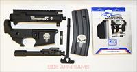 "NIB Anderson AM-15 Mil-Spec  ""Punisher Logo"" AR-15 Build Kit"