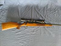 WEATHERBY MARK V .224 MAGNUM WITH SCOPE