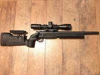 CZ 455 in KRG Bravo Chassis