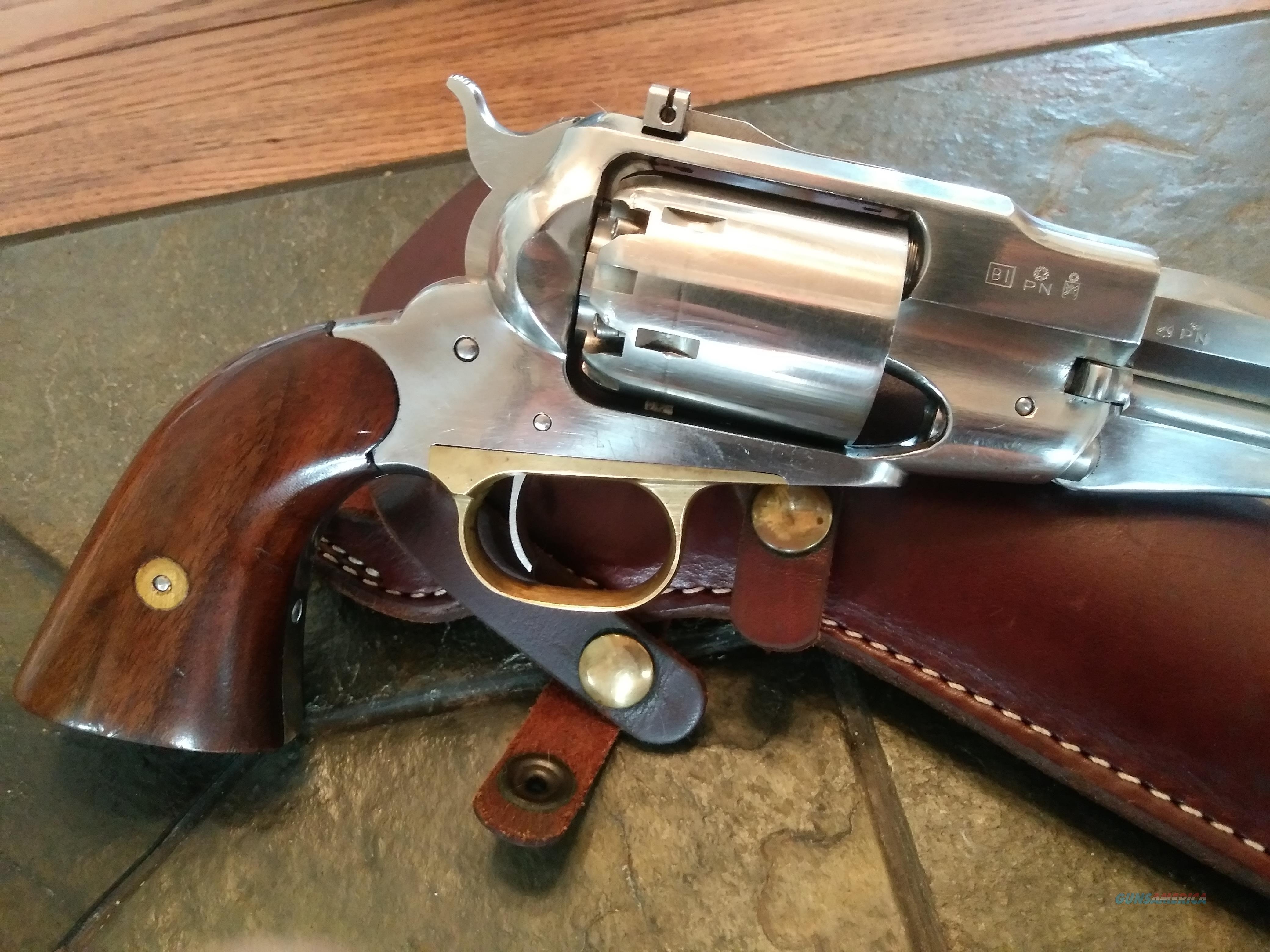 Black Powder 44 Revolver Buffalo Gun