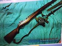 1942 US Springfield Garand with Bayonet