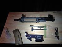 HK 416 Upper/Lower