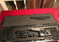 Barrett M107A1 with Schmidt & Bender 5-25x56 PMII