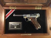 American Historical Foundation Iron Cross Limited Edition Luger